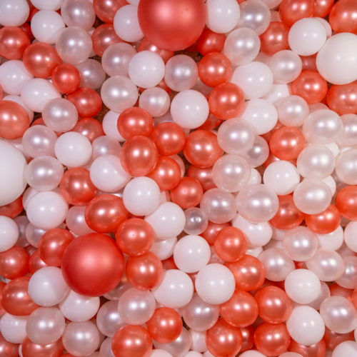 balloon photography background
