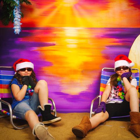 christmas in hawaii at snap foto club
