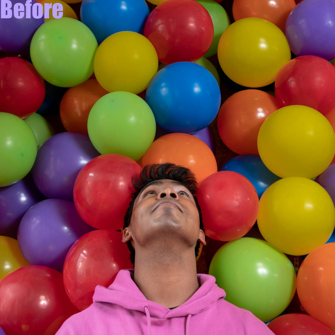 before edit-guy with balloons
